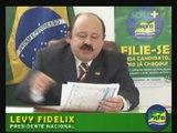 24/08/2009 - LEVY FIDELIX & Reforma no Senado, Idade para se eleger, corrupção