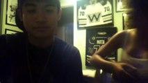Hockeyboy's webcam video July 31, 2010, 11:25 PM