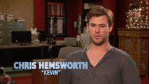 "Chris Hemsworth Is ""A Big Dumb Puppy Dog"" New 'Ghostbusters' Movie"