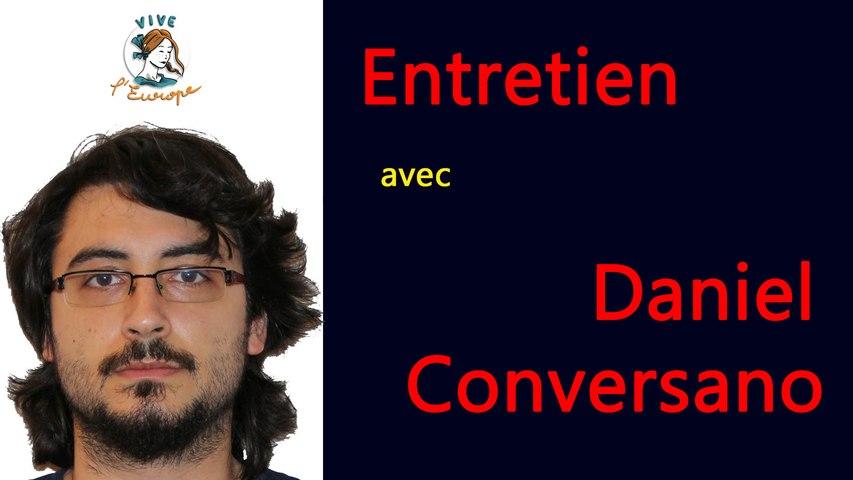 Entretien survivaliste avec Daniel Conversano