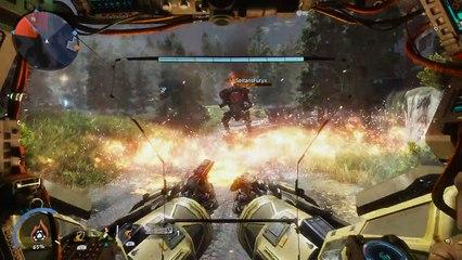 Trailer multijoueur gameplay E3 2016 de Titanfall 2