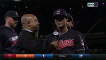 Tyler Naquin's go-ahead 8th inning HR lifts Cleveland Indians win