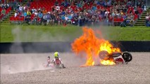 LOS PEORES ACCIDENTES DE MOTO _ AWESOME CRASH MOTO (HD)