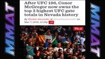Jose Aldo: Conor McGregor has NO POWER in his hands; Conor: I wouldve beaten RDA @ UFC 196; & mor