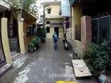 Cycling in Vietnam Biking Tour Hanoi to Bat Trang Village One Day   Part 27 TonkinCruise com 2014