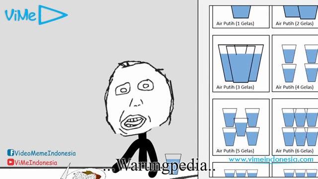 ViMe Indonesia - Warungpedia (Parodi Iklan Tokopedia)