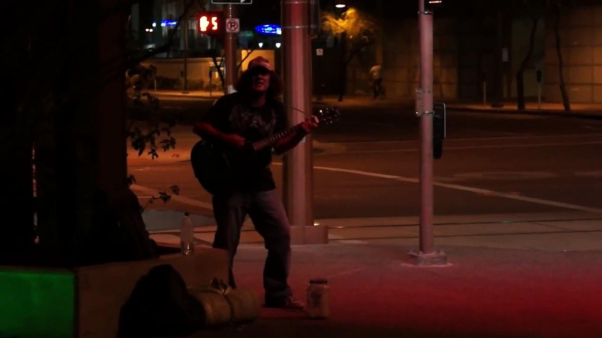 Phoenix Street Musician, Singer, Guitarist, 2012, 05/24 23:33:33