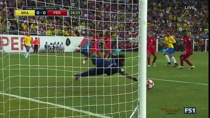 Brazil 0-1 Peru Copa Amerika Full Match Highlights HD 12.06.2016