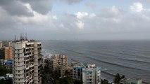 Beautiful Arabian Sea from North Mumbai - Sea, sun & sand!!!