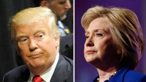 Here's how Trump and Clinton responded to the Orlando shooting