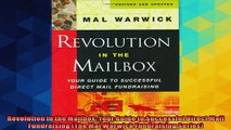 READ book  Revolution in the Mailbox Your Guide to Successful Direct Mail Fundraising The Mal  FREE BOOOK ONLINE