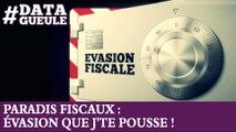 Paradis fiscaux : évasion que j'te pousse ! #DATAGUEULE 59