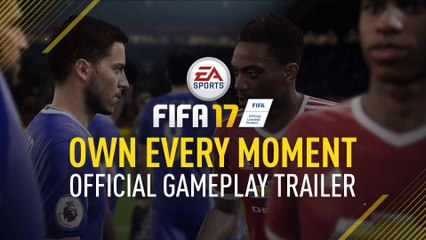 FIFA 17 - Gameplay Trailer Ufficiale