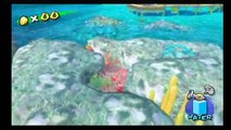 Super Mario Sunshine: Gelato Beach (Red Coins in the Coral Reef / SS #25)