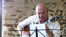 Jean-Yves Moka Trio au Festival Ateliers Jazz de Meslay-Grez 2016