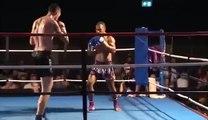 BOXE : Il utilise une figure et met KO son adversaire
