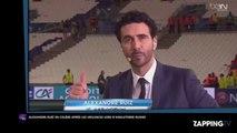 Euro 2016 : Alexandre Ruiz pousse un coup de gueule contre les hooligans en direct sur beIN Sports (vidéo)