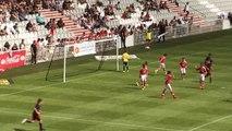 Finale FC Barcelone - SL Benfica U11 - Tournoi International d'Ajaccio 2016