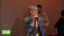 """Congrès PCF 2016 - Céline Brulin - """"Le peuple doit se réapproprier l'Assemblée Nationale"""""""