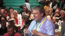 """Congrès PCF 2016 - Jean-Paul Lecoq - """"Les élus communistes sont immergés dans la vraie vie"""""""