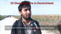 Schlaraffenland Deutschland 25 Stundenwoche Flüchtling erklärt uns die Deutsche Arbeitswelt
