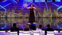 Cristina Ramos: Une incroyable performance sur la scène de l'émission (Got Talent España)