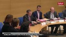 Tables rondes justice - Les matins du Sénat (13/06/2016)