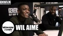 Wil Aime - Interview (Live des studios de Generations)