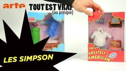 Les Simpson - Tout est vrai (ou presque) - ARTE