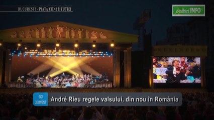 Andre Rieu în concert în Romania