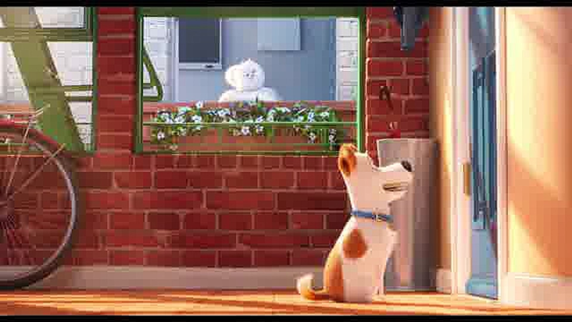 The Secret Life Of Pets 2016 Fullmovies Video Dailymotion