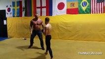 Conor McGregor vs The Mountain Game of Thrones