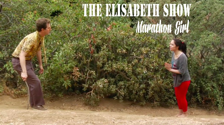 THE ELISABETH SHOW - Marathon Girl
