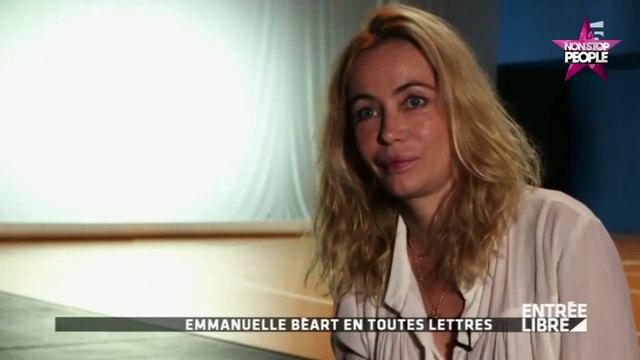 Emmanuelle Béart endeuillée par la mort de son père Guy Béart,
