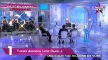 Thierry Ardisson tacle Canal +, Ingrid Chauvin et son mari comblés, Stéphane Plaza dévasté, le...