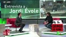 Secuelas del debate de Pablo Iglesias y Albert Rivera en Salvados (La Sexta), con Jordi Évole.. Venezuela, Siria, refugiados. Régimen de España