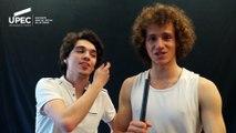 UPEC - Match d'improvisation théâtrale de juin 2016 : Interview des étudiants