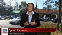 Splash Carwash Port OrangeRemarkableFive Star Review by Cj K.