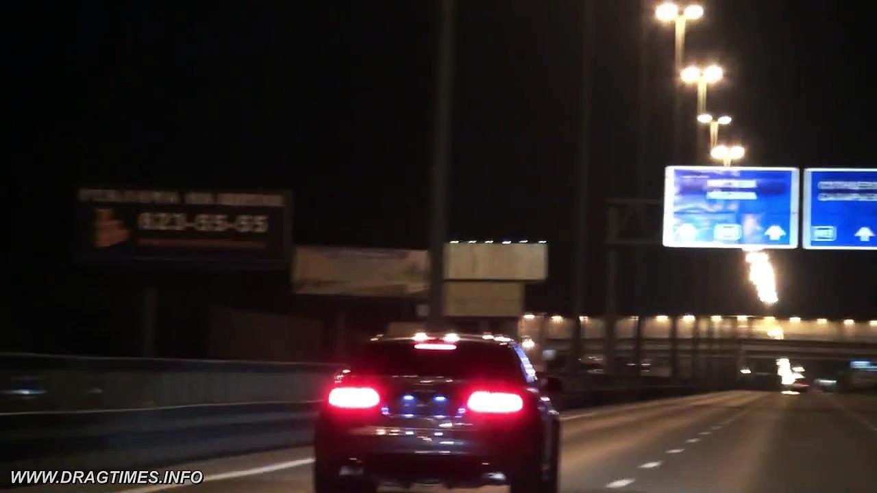 Audi RS6 Jury vs Audi RS6 Evotech