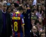 Athletic 1 - 1 Barcelona || 2011.01.05 vuelta octavos de final copa del rey, San Mamés