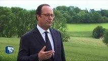 """Hollande: la barbarie """"a frappé les homosexuels aux Etats-Unis parce qu'ils sont homosexuels"""""""