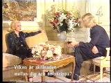 MADONNA Stina Meets Madonna Interview 1994 Part 2