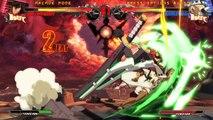 Guilty Gear Xrd -SIGN- Venom Arcade Stick Test.