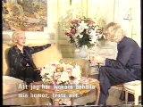 MADONNA Stina Meets Madonna Interview 1994 Part 4