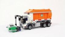 Lego City 60118 Garbage Truck Lego Speed Build - Dailymotion
