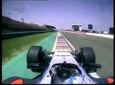 F1 Hungaroring 2005 Kimi Räikkönen McLaren Mercedes MP4/20
