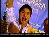 Dima Bilan(Дима Билан) in Greek channels Part 23(2008)