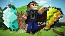 Minecraft NEW Under Water Hostile Mob & Water Dungeon Info & Facts!