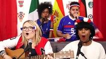 [MEDLEY] EURO 2016 - Allez les bleus !! Avec AWA SY, LOLA DUBINI, INAYA et SIDI BIGGY