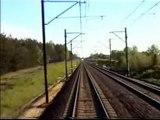Warszawa Wschodnia - Praha hlavní nádraží (10/56)